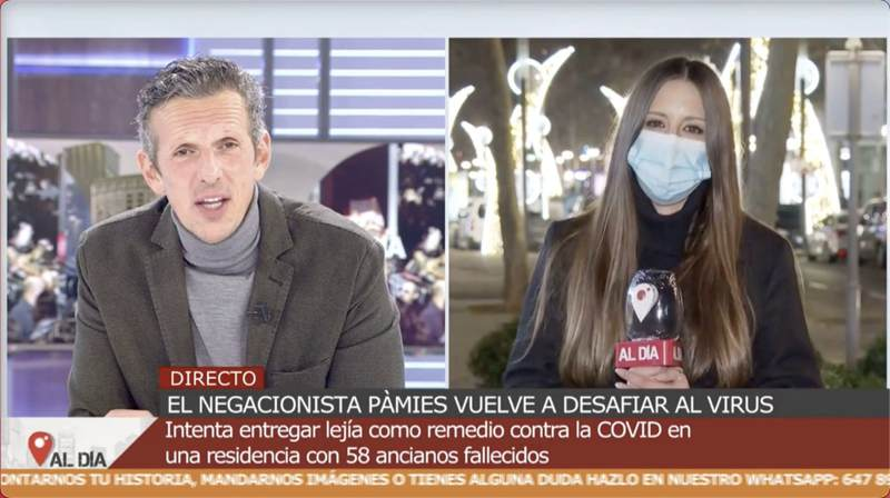 Joaquin Prat negacionista