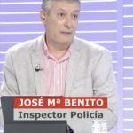 inspector jose maría Benito